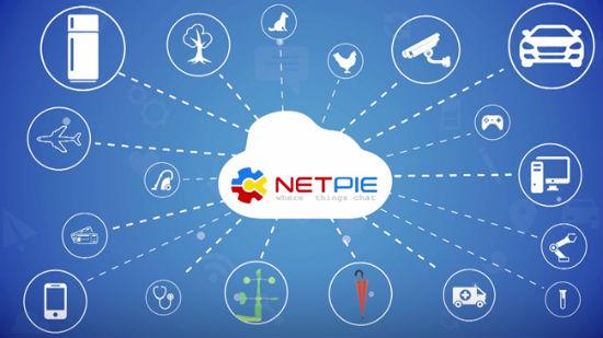 เริ่มต้นใช้งาน Esp8266 เปิด-ปิด LED กับ Netpie Cloud Platform Services