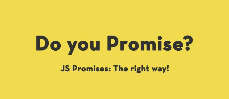 [ES6] Promise คืออะไร