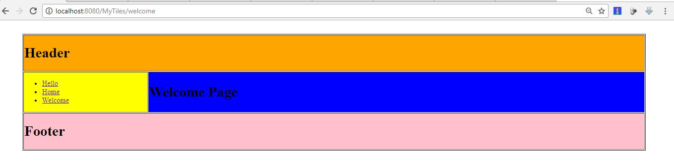 สร้าง Spring MVC 4 ร่วมกับ Apache Tiles 3